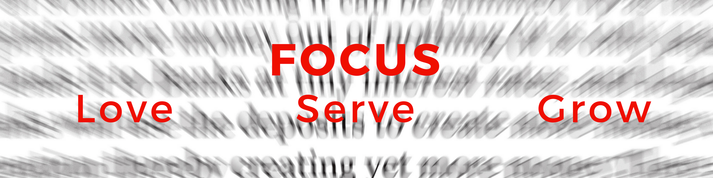 Focus - Serve Pt. 2