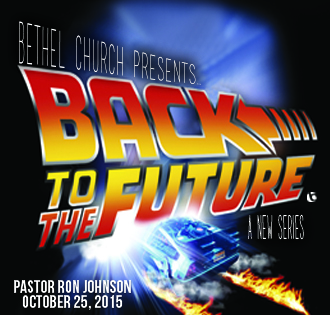Back to the Future: Ron Johnson