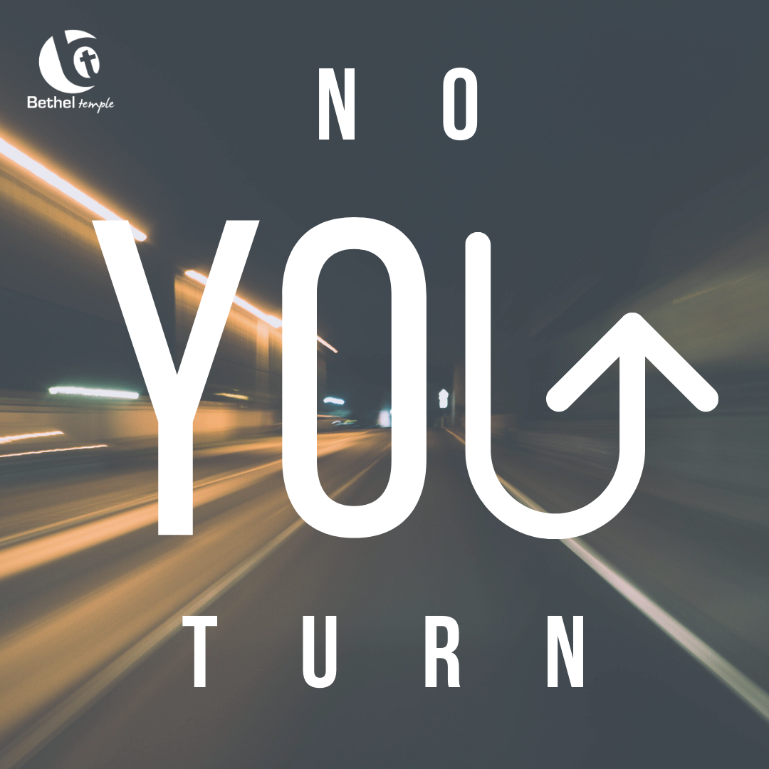 No You Turn Part 3 - Behold the New