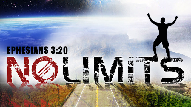 No Limits Pt. 3: Faith